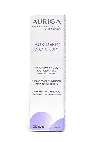 AURIGA International an ISDIN Company AURIDERM XO CREAM - HELPING BRUISES LOOK BETTER FASTER Vlekken/blutergüssen, 30 ml