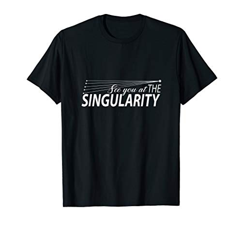 Singularity künstliche Intelligenz Machine Learning Shirt