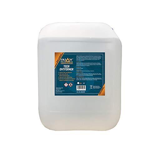 INOX® teerverwijderaar, lijm remover voor auto, camper en campingwagen, 5 liter