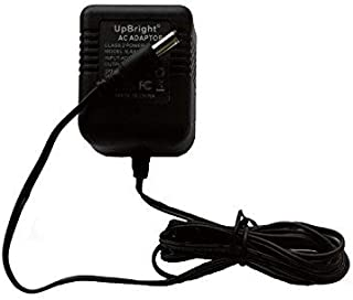 UpBright New Global 12V AC//DC Adapter Replacement for Model GPA-361DA-1230 GPA-361DA1230 GPA-36IDA-1230 GPA-36IDA1230 12VDC 5A 60W I.T.E Limited Power Supply Cord Cable PS Battery Charger Mains PSU