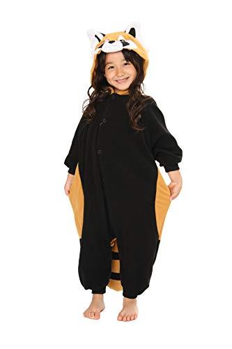 Fleece Pyjama Kigurumi - Roter Panda