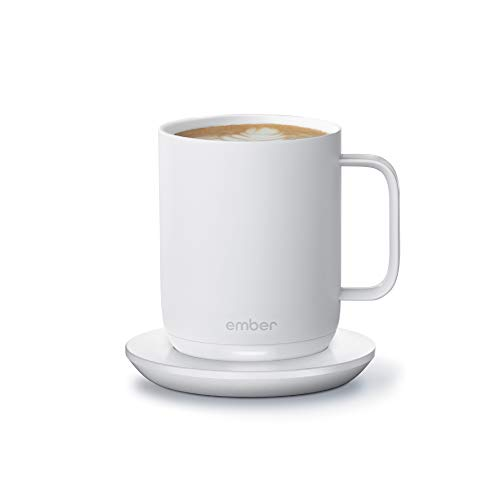 NEW Ember Temperature Control Smart Mug 2, 10 oz, White,...