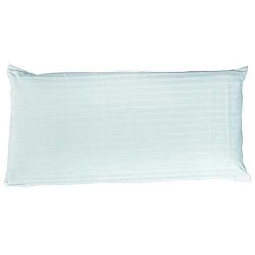 Almohada de Fibra PIKOLIN I para Dormir Boca Abajo I para niños I Firmeza Baja I Tratamiento higiénico Ultrafresh I Petit Plus 90cm I (Todas Las Medidas)