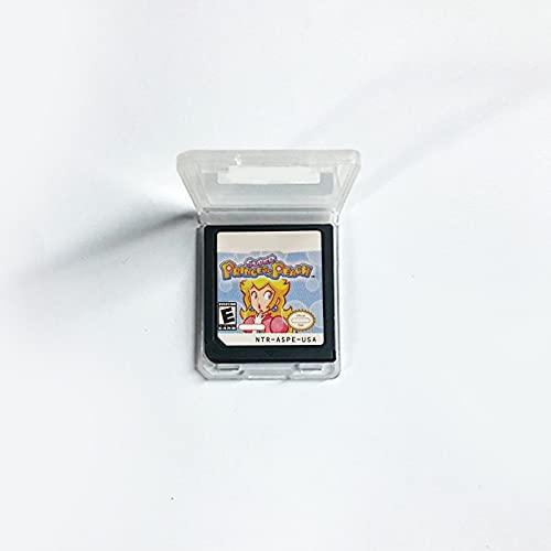 Aditi Super Princess Peach Cartridge For DS 2DS 3DS Video Game Console US Version