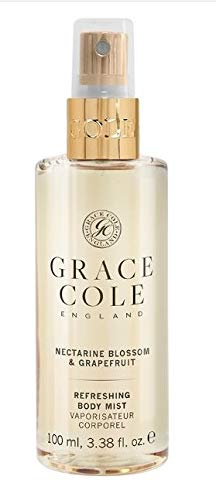 Grace Cole Body Mist Nectarine Blossom & Pamplemousse 100 ml