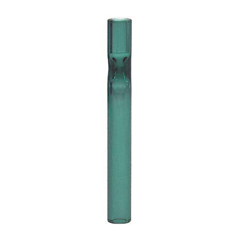 ZHZHZHZH Vidrio avanzado una Pipa de Descarga eléctrica Pipa de Fumar 100MM...