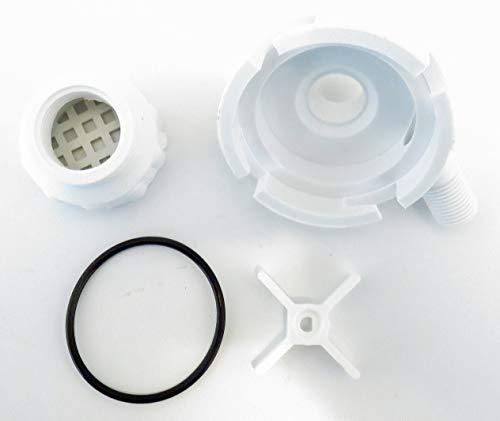 EAN 8021410054034, Wasserpumpe Ersatzteile WP4_ORIGINAL BATTIPAV Ersatzteile für Tauchpumpen WP0 + WP1 für Steinsägen & Fliesenschneidmaschinen & Steintrennmaschine mit Wasserwanne,