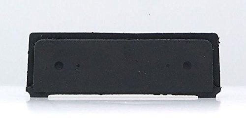 Technics RMG0483-K Gummi Pad für Plattenspieler Technics Panasonic SL-1200 DJ