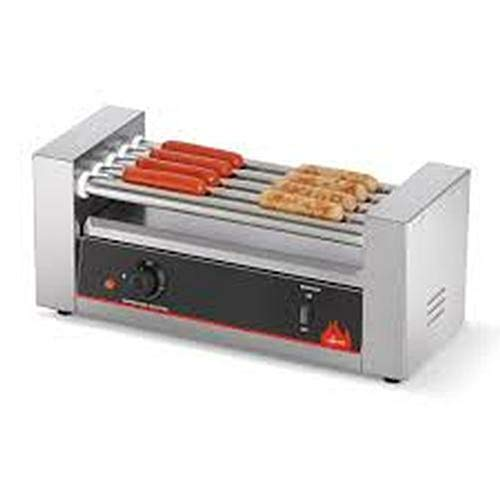 Vollrath 40822 Cayenne 9 Roller Hot Dog Grill Holds 24 Hot Dogs - JP74745