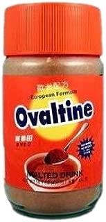 Ovaltine Malt Beverage Mix, 14-Ounce Bottles (Pack of 4)