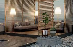 CGC Outdoor White Garden Solar Tall Floor Lamp Light Anthracite Grey Stem RGB Controllable Colour Changing 119cm x 26cm Floor Grass Patio Lawn Garden Modern Furniture Light Trendy Beach Club