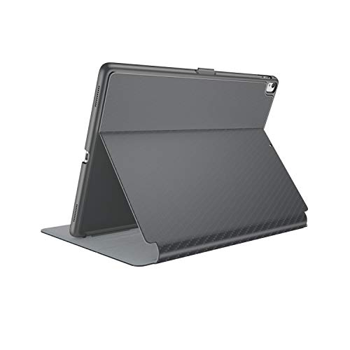 Speck Products BalanceFolio Case and Stand for iPad 9.7-Inch, 9.7-Inch iPad Pro, iPad Air 2/Air Tungsten Grey/Woven Metallic Slate 92112-7269