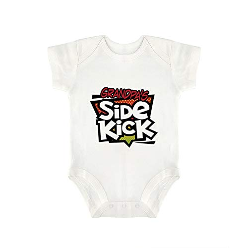 Funky Baby Grow If Mom Says No My tía Will Say Yes Napper para niños o niñas bebé chaleco de manga corta mono