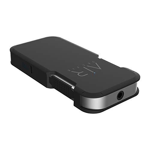 AirSelfie AS2 con Powerbank, AirSelfie2 cámara voladora de tamaño de bolsillo con Powerbank para mayor carga, captura de vídeo HD y fotos fijas a través de iOS y Android App