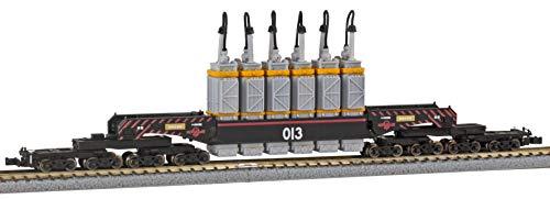 Zゲージ ヱヴァンゲリヲン新劇場版 シキ880形 大物車 B2梁 超高圧通常変圧器輸送 T037-2 鉄道模型 貨車