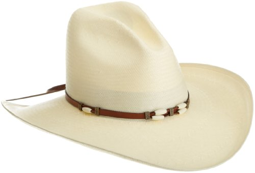 RESISTOL Men's Cisco Hat, Natural, 7 5/8
