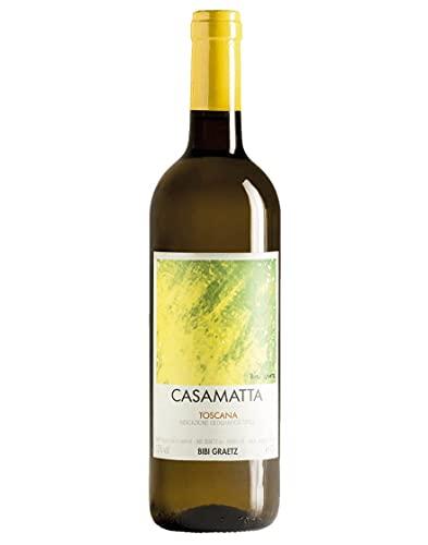 Toscana IGT Casamatta Bianco Bibi Graetz 2020 0,75 ℓ