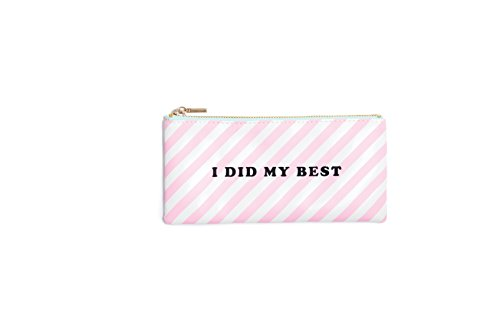ban.do Design Get It Together Pencil Pouch - I Did My Best (53921)
