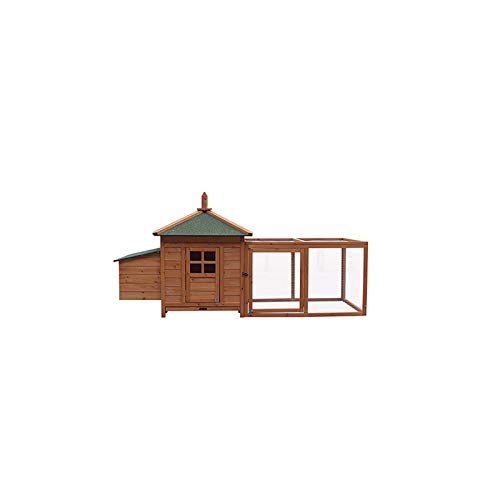 Gardiun KSU12886 - Pollaio in legno indiano