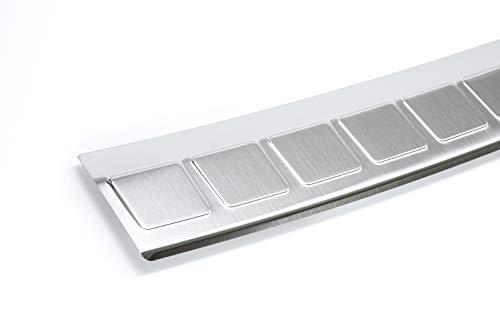 tuning-art L110 Edelstahl Ladekantenschutz 5 Jahre Garantie Fahrzeugspezifisch