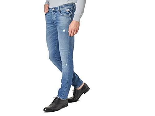 Roy Roger's Jeans Uomo 317 MALVASIA (44, Numeric_30)
