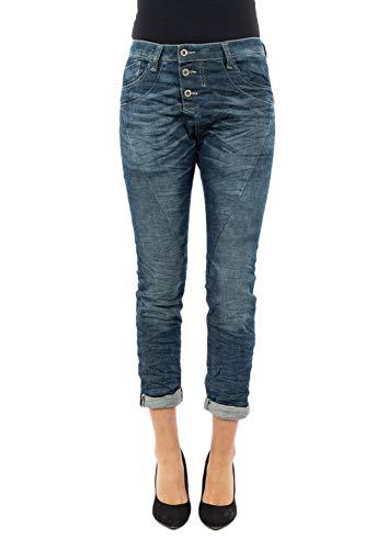 Please Jeans p78a Blau Gr. XX-Small, blau