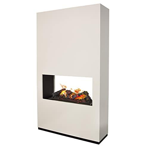 Xaralyn Rubyfires Elektrokamin Elektrofeuer Raumteiler Ambiance Mystic Fires MF1620C