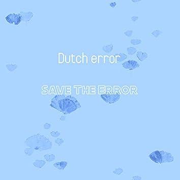 Save The Error