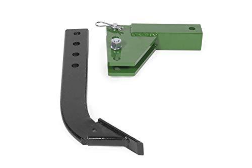 Ripper/Middle Buster Plow/Subsoiler Plow/Potato Plow - Standard Shank, JD Green