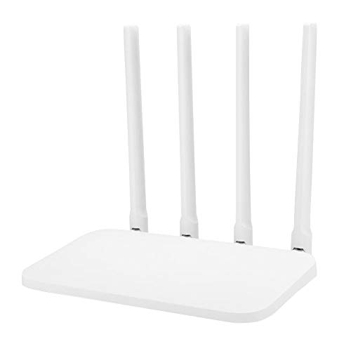 Smart WiFi Router, Home Network Router, 2.4G Router with 64MB DDR2 Memory 4A for Xiaomi