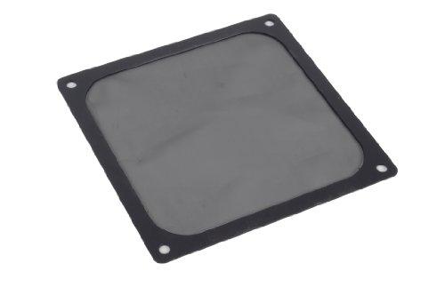 SilverStone SST-FF143B - 140mm filtre de ventilateur anti-poussière ultra fin, aimant, noir