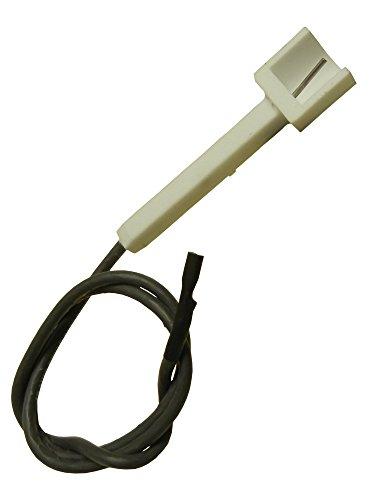 Music City Metals 4810 Électrode en Plastique pour Les Grills à gaz de la Marque Weber - Blanc