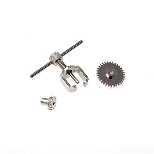 Wzrx7 - shop Piernas gemelas Extracción de Engranaje de rodamiento,Extractor de Extractor de Engranajes metálicos pequeño para facilitar la eliminación del piñón del Motor (Color : A)