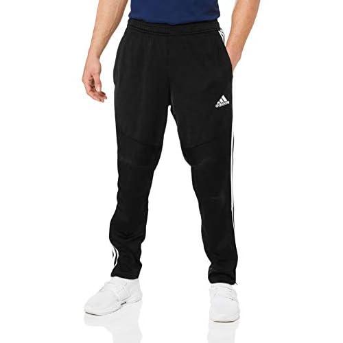 adidas Tiro 19 TB, Pantaloni Uomo, Nero (Black/White), S