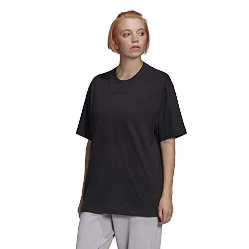 adidas Originals Iara Women Camiseta, Negro, XS Unisex Adulto