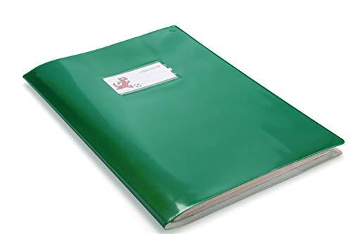 Copertina Quaderno A4 Verde