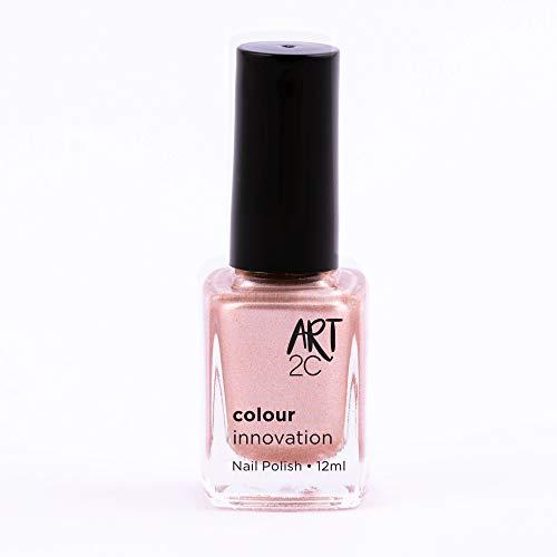 Art 2C Shimmer & Shine Colour Innovation - klassischer Nagellack - 96 Farben, 12 ml, Farbe: 446