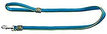 HUNTER Maui 25/120Laisse en Maille Filet, Bleu