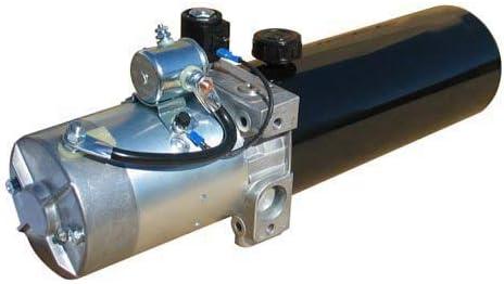 New product Haldex Hydraulic Power Unit 12V DC Flo Great interest GPM 1.3 Acting : Single