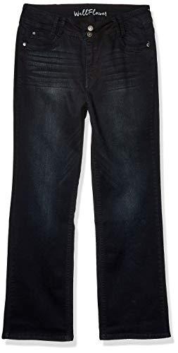 WallFlower Plus Size Luscious Curvy Bootcut Jeans in Campus Indigo Size: 20