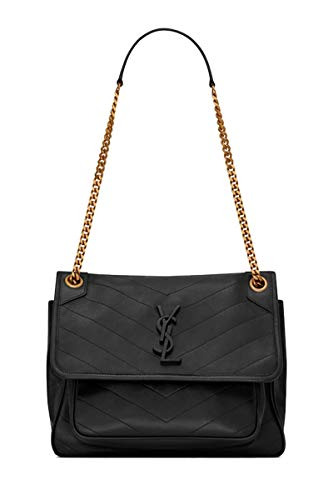 Monogram Clamshell Handbag. Size:28.0*20.0*8.5CM. 100% Sheepskin,Grosgrain Lining. Bronze Metal Fittings,Magnetic Closure Design. With A Leather-Reinforced Chain Strap, Can Be Worn Cross-Body Or Double-Chain Shoulders.