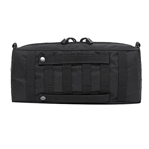 Bolsa Molle Molle táctica, riñonera táctica, bolsa militar para mochila, multifuncional, bolso cruzado para senderismo, camping