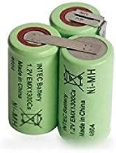 ELECTROLUX-baterías x3 para aspiradora ELECTROLUX: Amazon.es: Hogar