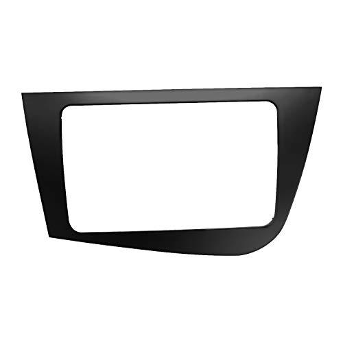 Maxiou Pannello autoradio per Astra Antara Corsa Zafira Double 2 Din kit di installazione mascherina frontale