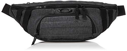 Oakley Enduro Belt Bag, Blackout Dark Heather, One Size