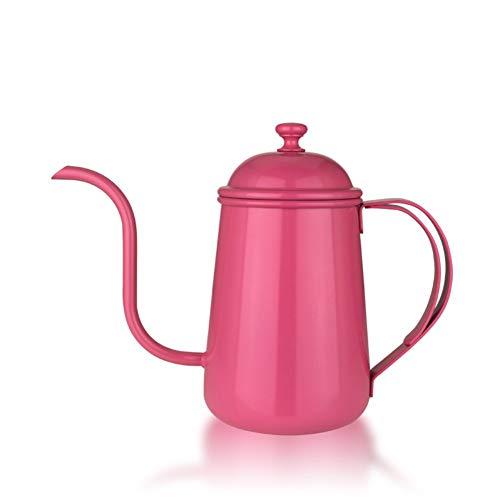 DPPD Cafeteras, Acero Inoxidable Estilo Europeo Cafetera pequeña Bronce/Verde/Rosa Cafeteras-D