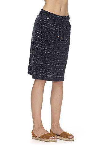 Ragwear Tigua - Falda de verano para mujer (orgánica)