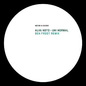 Uni Normal (Ben Frost Remix)