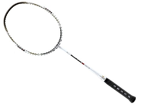 Apacs EdgeSaber 10 White Badminton Racket