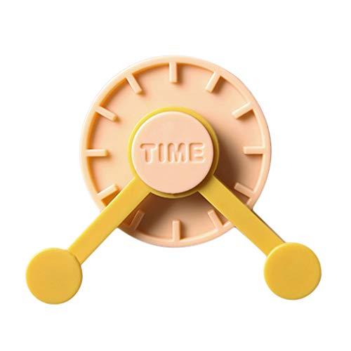 Zoomne - Soporte para pelotas de baño, multifuncional, soporte para toallas, color rosa + marrón